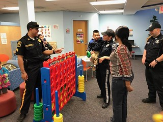 05/12/2017 - Game Night with a Cop @ Main Library