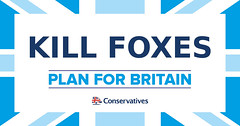 Conservatives 2017 General Election Manifesto Pledges KILL FOXES