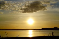 Sunset in Westhampton