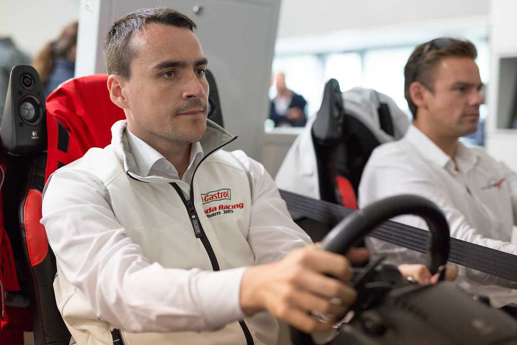 MICHELISZ Norbert (hun), Honda Civic team Castrol Honda WTC, ambiance portrait during the 2017 FIA WTCC World Touring Car Race of Nurburgring, Germany from May 26 to 28 - Photo Antonin Vincent / DPPI