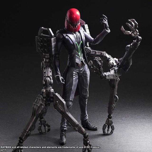 令人聞風喪膽的犯罪王子!!Play Arts 改【小丑】DC Comics Variant Joker
