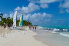 Bavaro Beach Punta Cana Dominican Republic Caribbean Sea