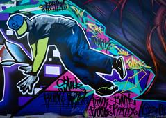 "Mural dedicated to Peter ""BBoy Spinoy"" Bordner"