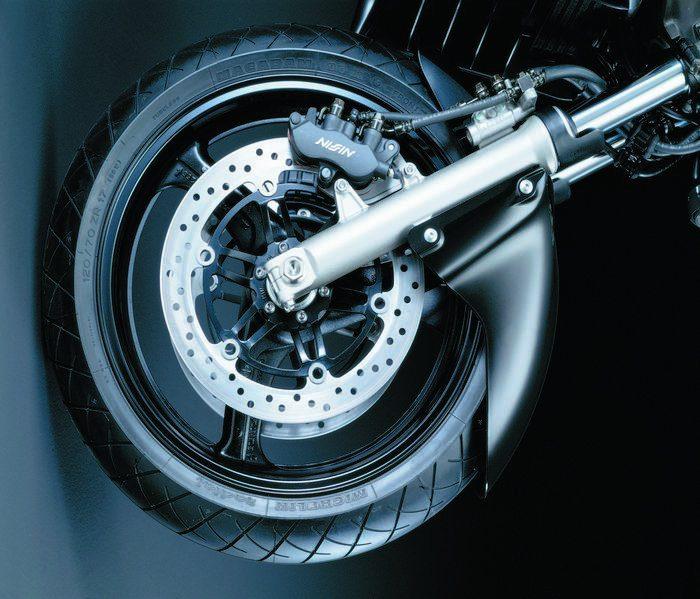 Honda X-11 CB 1100 SF X-Eleven 2001 - 12