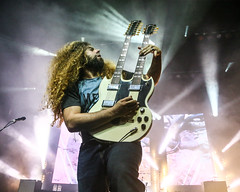 Coheed and Cambria live at The Midland 2017