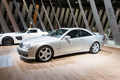 "Mercedes CL 55 AMG ""F1 limited Edition"" - 2001"