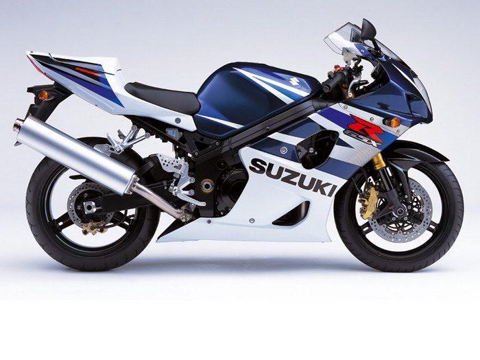 Suzuki GSX-R 1000 2003 - 8