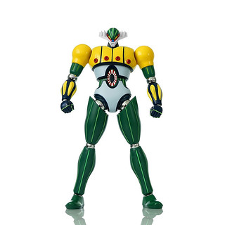 早期經典機器人動畫《鋼鐵吉克》懷念登場!鋼鉄ジーグ アクションフィギュア