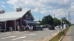 Ice cream on the side of the road: Rte 29 - Virginia