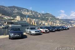 Audi Road Trip Avril 2017