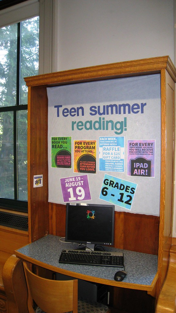 Teen 2017 Summer Reading | We have some wonderful prizes for
