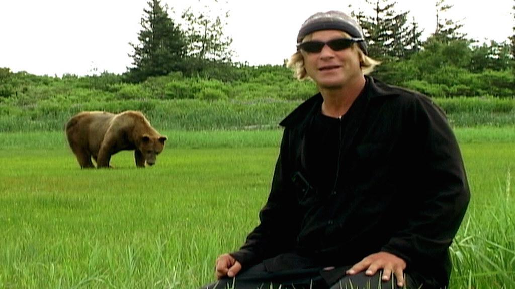 O Homem-Urso
