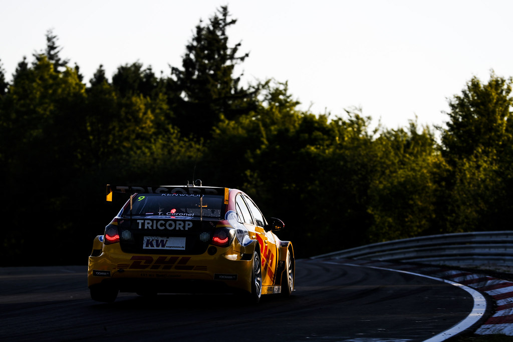 09 CORONEL Tom (ned), Chevrolet RML Cruze team ROAL Motorsport, action during the 2017 FIA WTCC World Touring Car Race of Nurburgring, Germany from May 26 to 28 - Photo Florent Gooden / DPPI