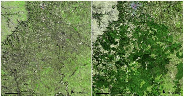 Sự thay đổi cảnh quan trong vòng 100 năm trên toàn thế giới - egolandscape 09