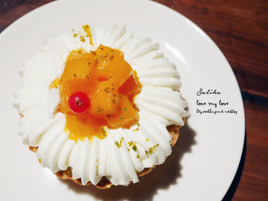 台北東區忠孝敦化站附近餐廳推薦Goodies Cuisine 好米亞水果派甜點