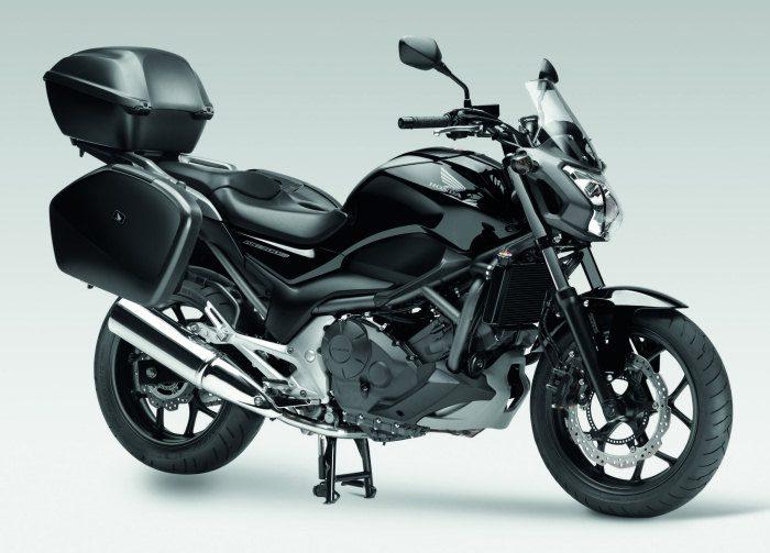 Honda NC 700 S 2012 - 5