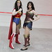 Wonder Woman Cosplayers