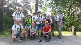 Predicaminata 2017 y visita a la Cueva de Santo Domingo de Segovia