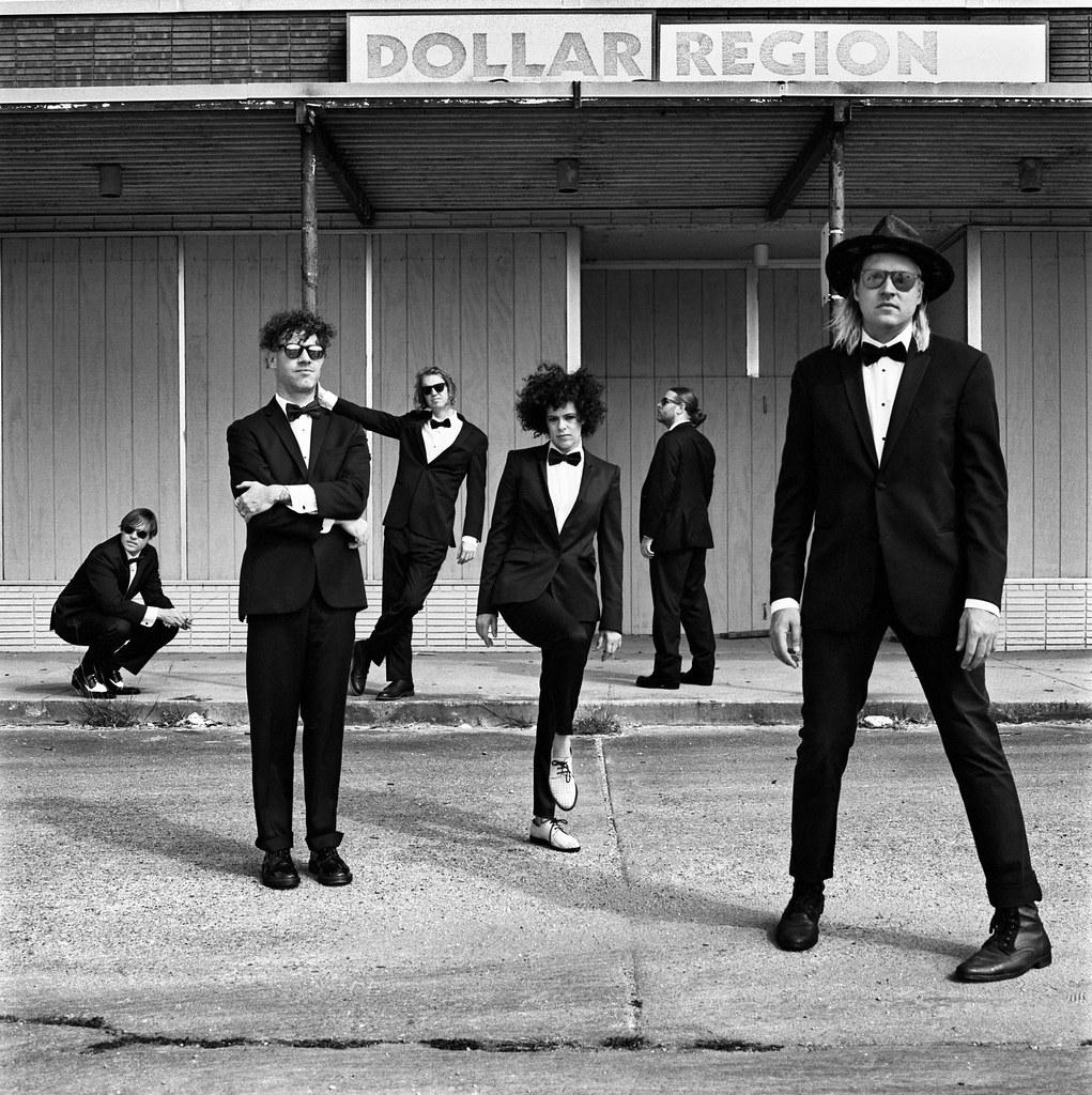Arcade Fire - Promo Foto 1 - Anton Corbijn