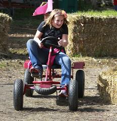 pedal cart fun