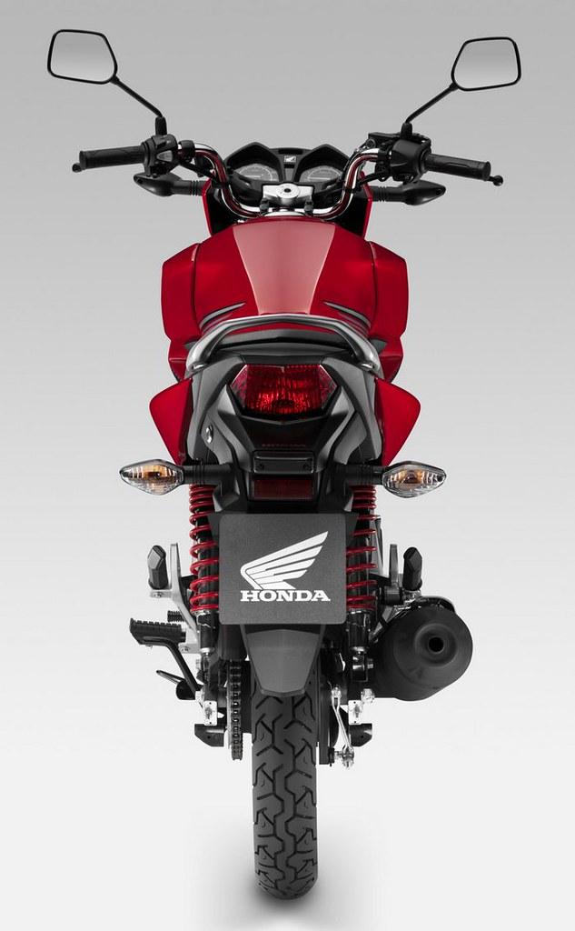 Honda CBF 125 2018 - 11