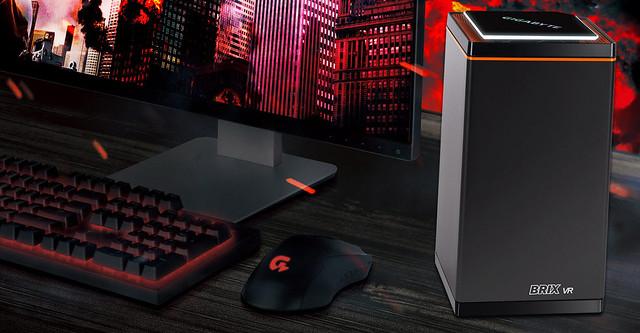 Gigabyte BRIX Gaming VR