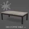 mudhoney des coffee table