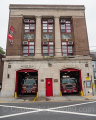 FDNY Firehouse Engine 160 and Rescue 5, Concord, Staten Island, New York City