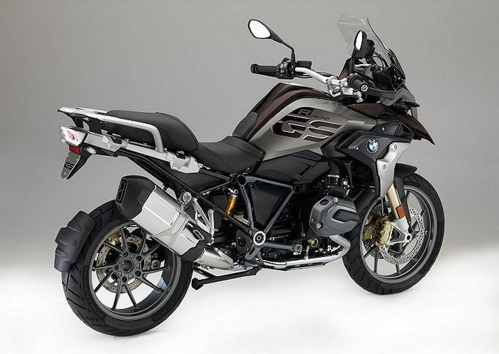 2017 Bmw R1200gs Adventure Low Suspension Seat Height