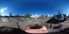 Riga tram loop Imanta