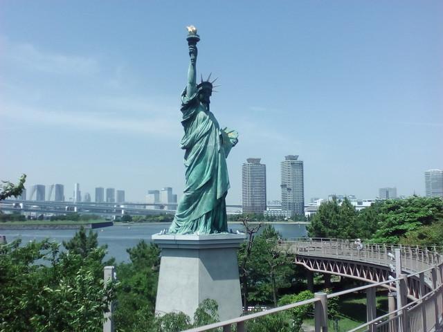 Statua of Liberty, Tokyo