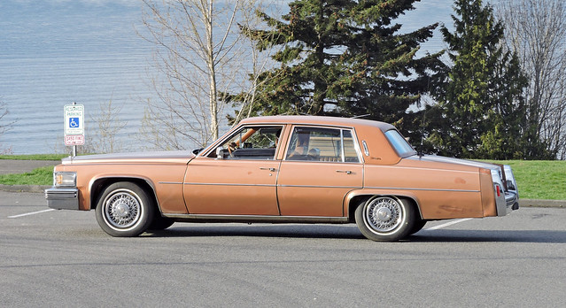 Cadillac de Ville (AJM CCUSA)