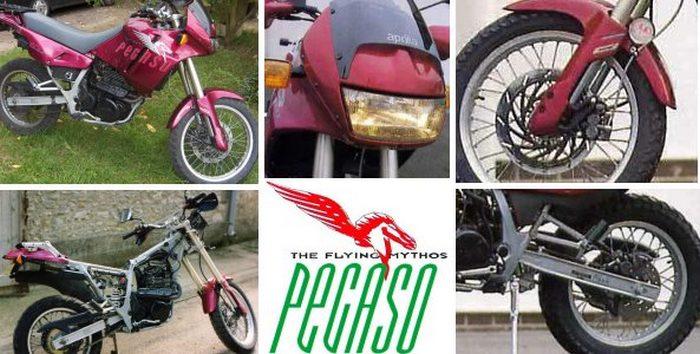 Aprilia Pegaso 600 1993 - 0