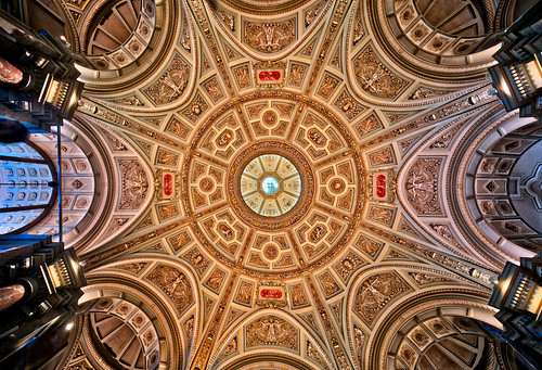 Oh what a ceiling