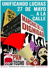 Cartel 27 Mayo castellano A2