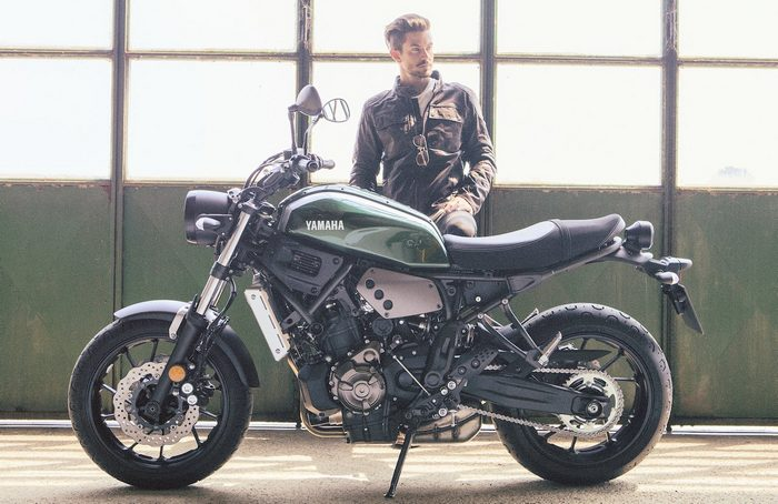 Yamaha XSR 700 2019 - 8