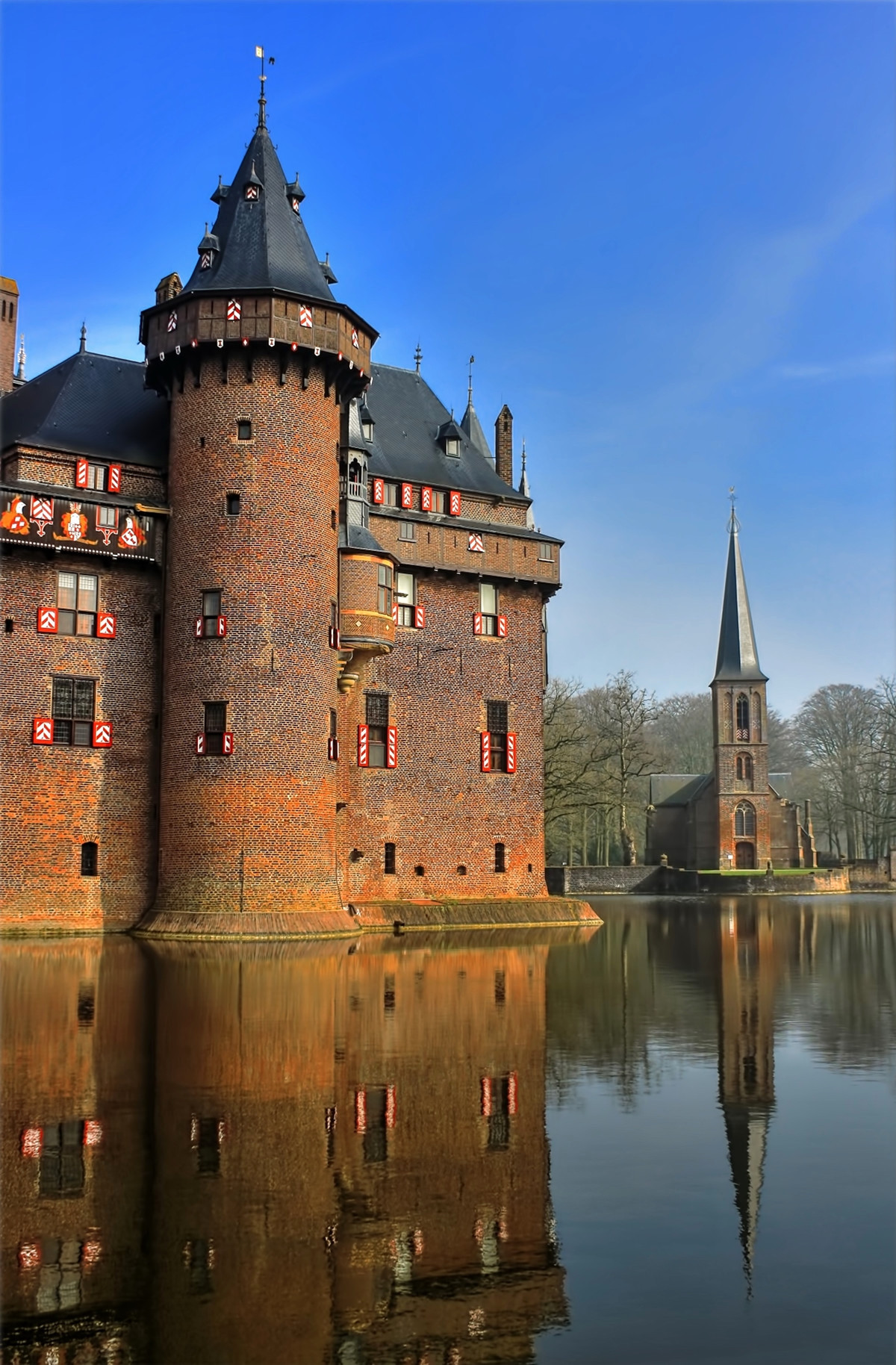 Castle de Haar Main Hall. Credit Daniel Mennerich