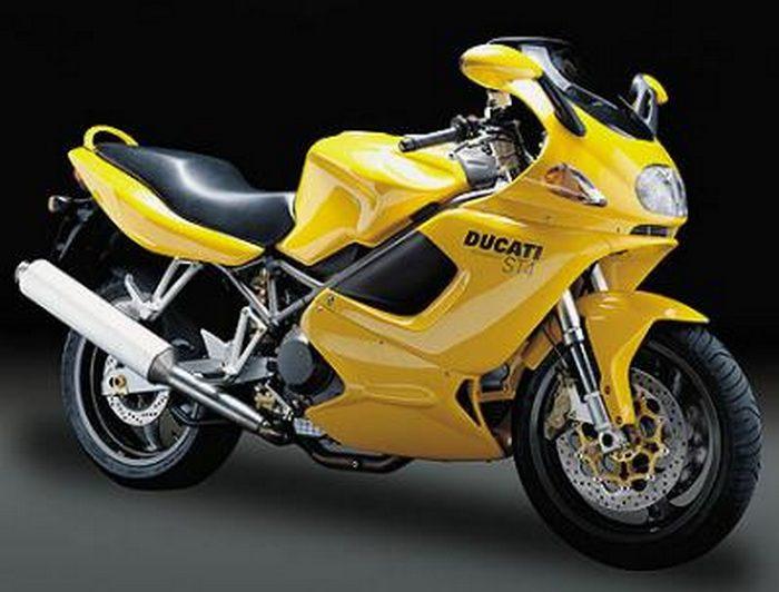 Ducati ST4 916 1998 - 3