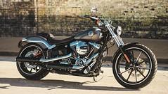 Harley-Davidson 1690 SOFTAIL BREAKOUT FXSB 2013 - 15