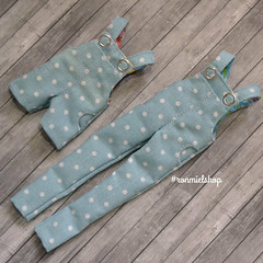 Blythe overalls on my etsy shop