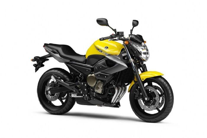 Yamaha XJ6 600 2013 - 5