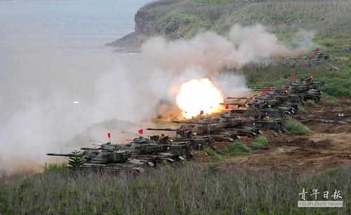 漢光33號演習-反登陸作戰