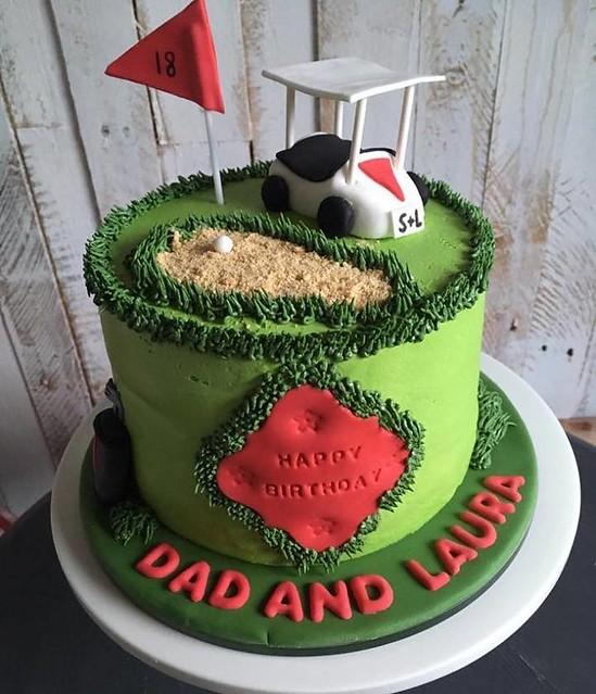 Amazing Birthday Cake by Mrs Mac's Sweet Treat's