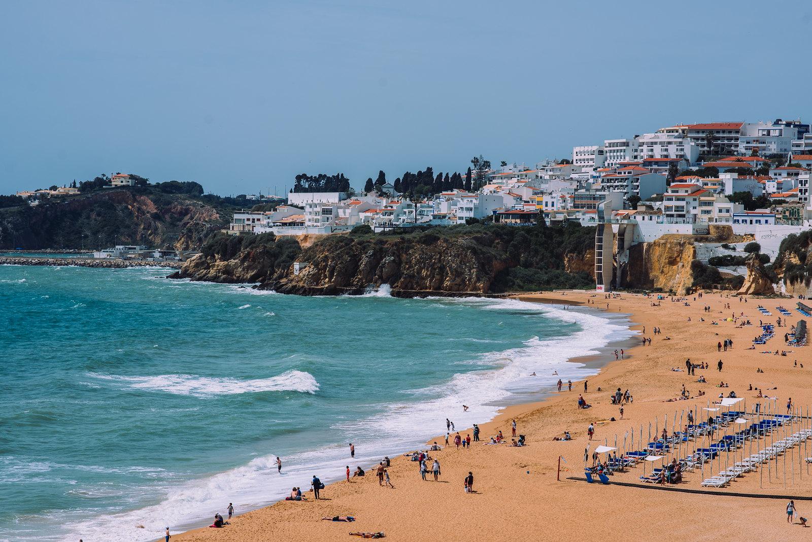 Albufeira Portugália