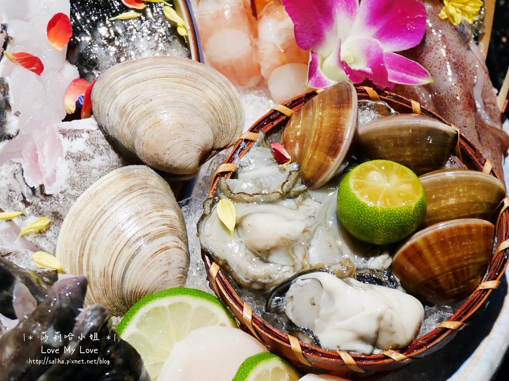 台北國父紀念館站附近餐廳美食推薦囍聚精緻鍋物高檔海鮮火鍋 (2)