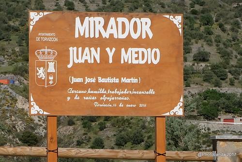 Mirador de Juan y Medio