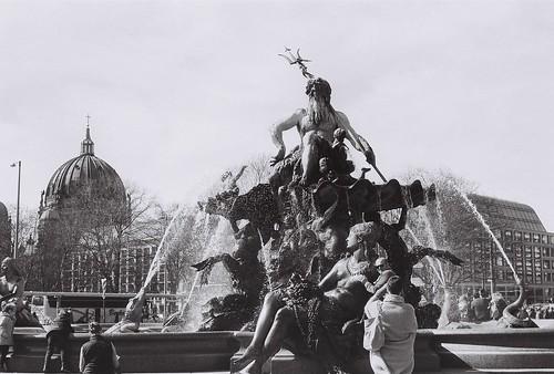 Neptune - Alexanderplatz