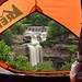 Camping At Desoto by Brad Lackey