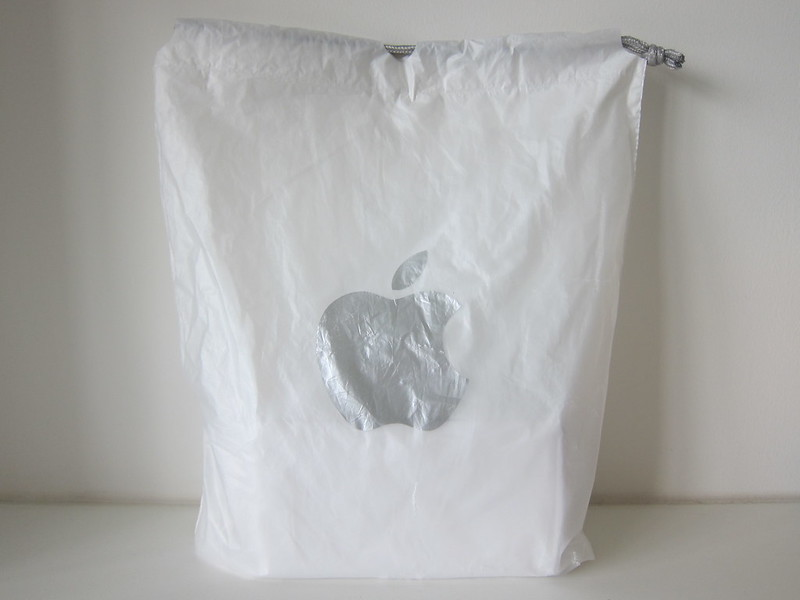 Apple Orchard Road Opening Swag - Apple Plastic Bag