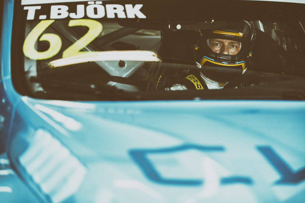 BJORK Thed (swe), Volvo S60 Polestar team Polestar Cyan Racing, ambiance portrait during the 2017 FIA WTCC World Touring Car Race of Nurburgring, Germany from May 26 to 28 - Photo Florent Gooden / DPPI